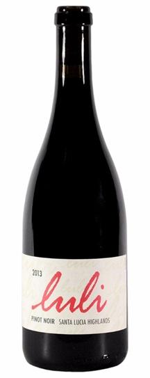 2011 Luli Pinot Noir