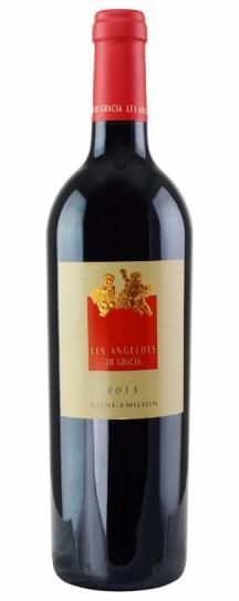 2015 Les Angelots de Gracia St Emilion