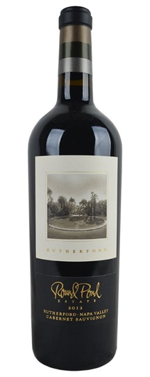 2011 Round Pond Rutherford Estate Cabernet Sauvignon