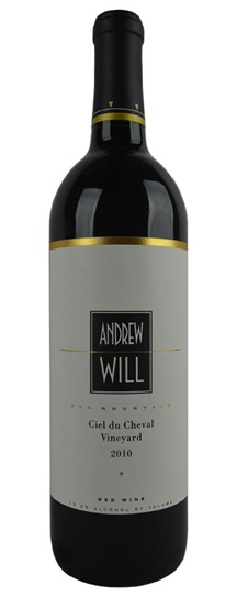 2002 Andrew Will Ciel du Cheval Vineyard