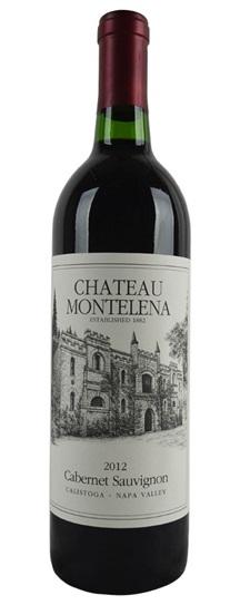 2001 Chateau Montelena Cabernet Sauvignon Napa