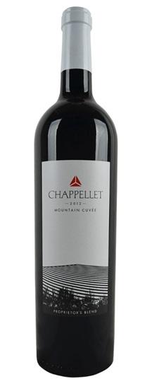 2007 Chappellet Mountain Cuvee