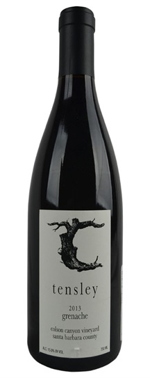2013 Tensley Colson Canyon Vineyard Grenache