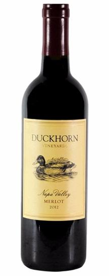 2018 Duckhorn Merlot