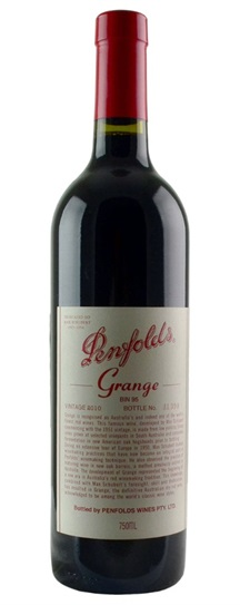 2010 Penfolds Grange