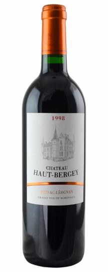 1998 Haut Bergey Bordeaux Blend