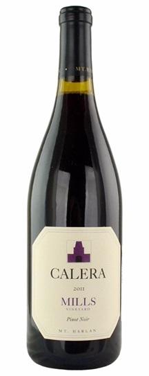 2002 Calera Pinot Noir Mills Vineyard
