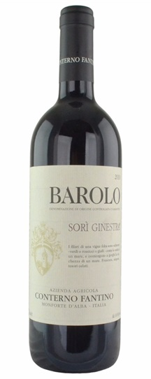 2001 Fantino Conterno Barolo Sori Ginestra