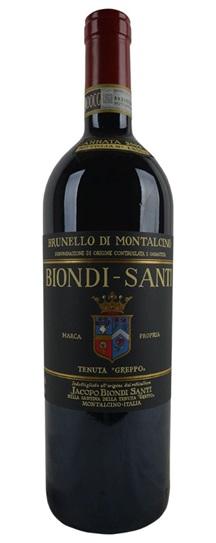 2008 Biondi Santi Brunello di Montalcino