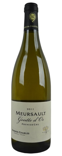 2011 Buisson-Charles, Domaine Mersault Goutte d'Or