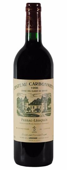2000 Carbonnieux Bordeaux Blend