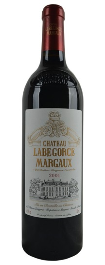 2011 Labegorce Bordeaux Blend