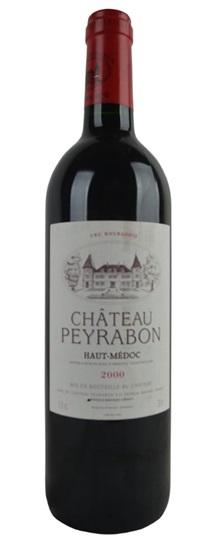 2000 Peyrabon Bordeaux Blend