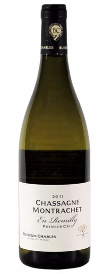 2011 Buisson-Charles, Domaine Chassagne Montrachet En Remilly