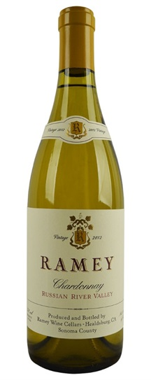 2010 Ramey Chardonnay Russian River Valley