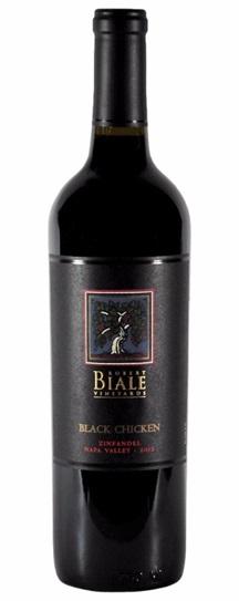 2010 Robert Biale Vineyards Zinfandel Black Chicken Vineyard