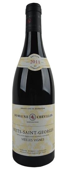 2011 Robert Chevillon Nuits St Georges Vieilles Vignes