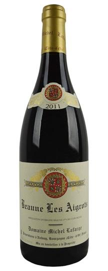 2011 Domaine Michel Lafarge Beaune Rouge Les Aigrots