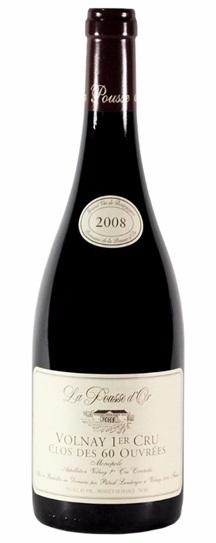 2011 Pousse d'Or, Domaine de la Volnay Caillerets Clos des 60 Ouvrees