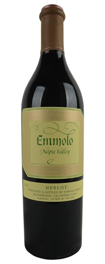 2012 Emmolo Merlot