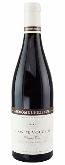 2012 Chezeaux, Jerome Clos Vougeot