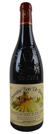 2003 Bois de Boursan Chateauneuf du Pape