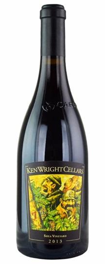 2015 Ken Wright Cellars Pinot Noir Shea Vineyard