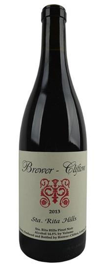 2009 Brewer-Clifton Pinot Noir Santa Rita Hills