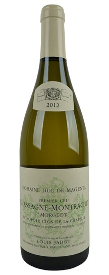 2012 Jadot, Louis Chassagne Montrachet Morgeot La Chapelle