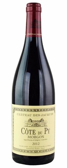 2012 Chateau des Jacques (Maison Louis Jadot) Morgon Cote de Py