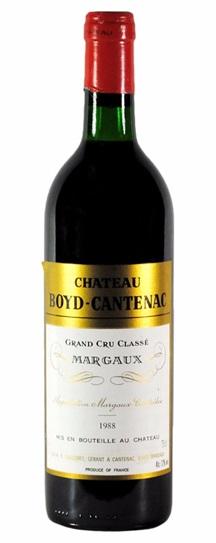 2005 Boyd-Cantenac Bordeaux Blend