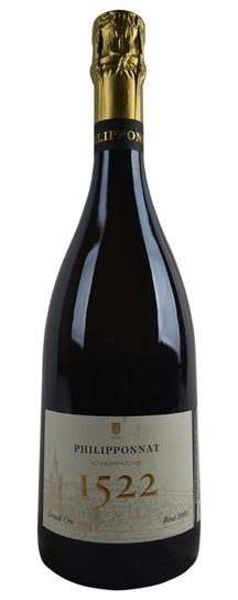2008 Philipponnat Extra Brut Champagne Cuvee 1522