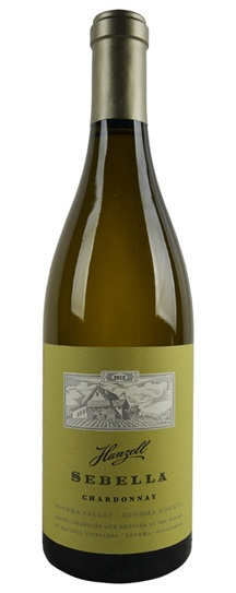 2012 Hanzell Chardonnay Sebella