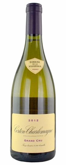 2003 Vougeraie, Domaine de la Corton Charlemagne