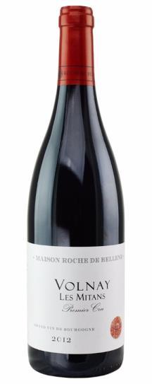 2012 Maison Roche de Bellene Volnay Mitans