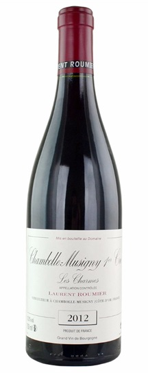 2012 Domaine Laurent Roumier Chambolle Musigny Charmes