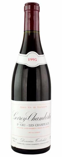 1995 Domaine Tortochot Gevrey Chambertin Les Champeaux