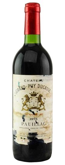 1985 Grand-Puy-Ducasse Bordeaux Blend