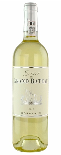 2012 Secret de Grand Bateau Blanc