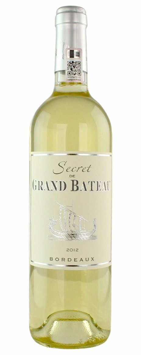 Buy 2012 secret de grand bateau blanc 750ml online for Grand bureau blanc