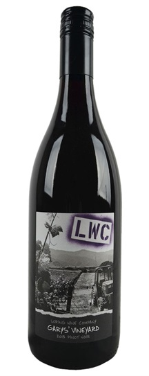 2011 Loring Wine Co Pinot Noir Garys' Vineyard