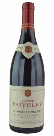 2012 Faiveley, Domaine Chambolle Musigny les Amoureuses