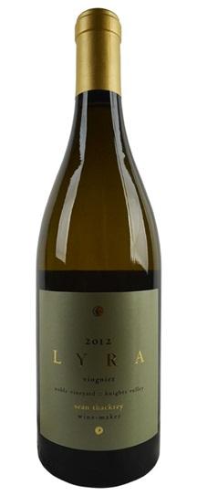 2011 Thackrey, Sean Viognier Lyra Noble Vineyard