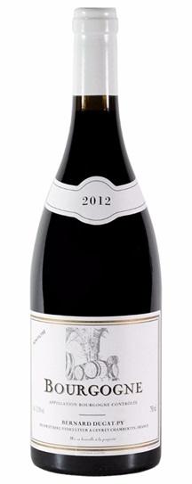 2012 Dugat-Py, Domaine Bourgogne Rouge