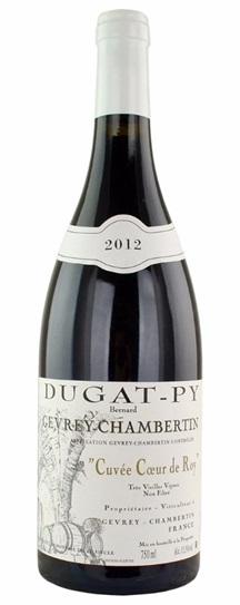 2012 Domaine Dugat-Py Gevrey Chambertin Coeur du Roi