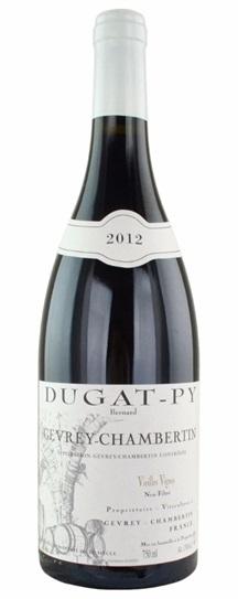2012 Domaine Dugat-Py Gevrey Chambertin Vieilles Vignes