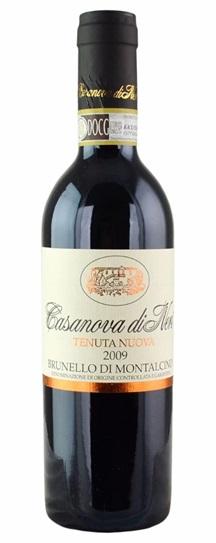 2009 Casanova di Neri Brunello di Montalcino Tenuta Nuova