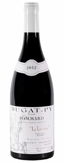 2012 Domaine Dugat-Py Pommard