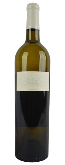 2012 Grieve Grieve Sauvignon Blanc