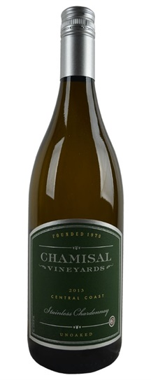 2008 Chamisal Vineyards (Domaine Alfred) Stainless Chardonnay